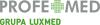 Logo - Profemed, 00-728 Warszawa, ul. Bobrowiecka 1  - LUX MED - Prywatne centrum medyczne