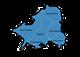 Powiat szydłowiecki - mapa