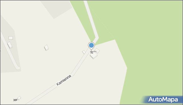 Brenna, Cisowa, 52, mapa Brenna