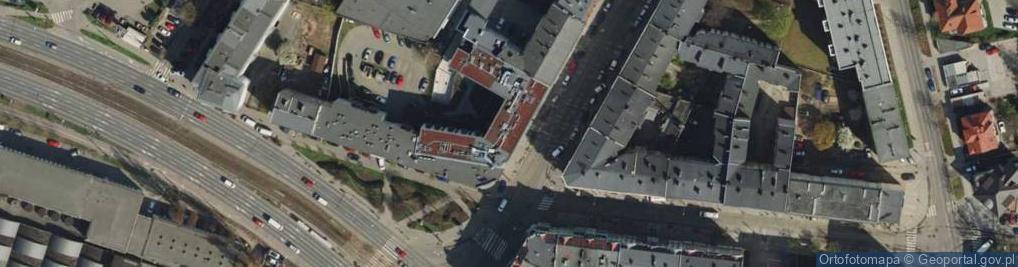 Zdjęcie satelitarne 28 Czerwca 1956 r. 176
