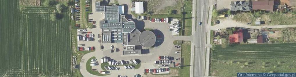 Zdjęcie satelitarne Abramowicka ul.