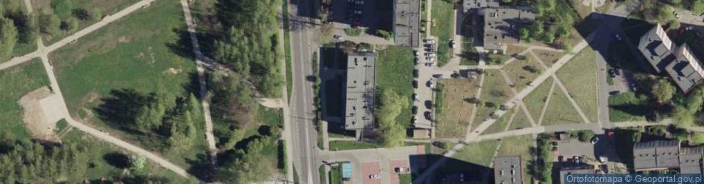 Zdjęcie satelitarne Aleja Piłsudskiego Józefa, marsz. 80