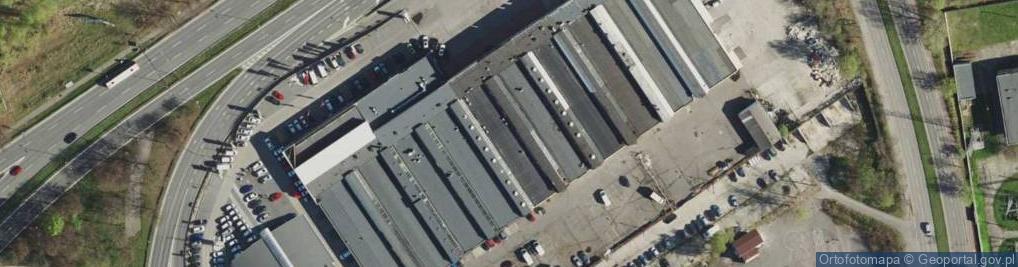 Zdjęcie satelitarne Aleja Roździeńskiego Walentego al.