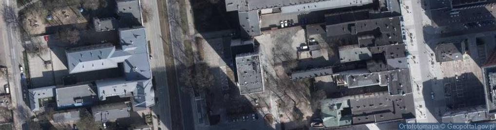 Zdjęcie satelitarne Aleja Kościuszki Tadeusza, gen. 80/82