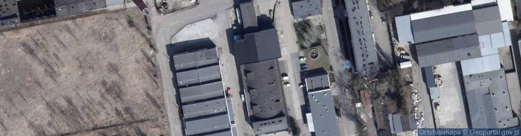 Zdjęcie satelitarne Aleja Piłsudskiego Józefa, marsz. 143