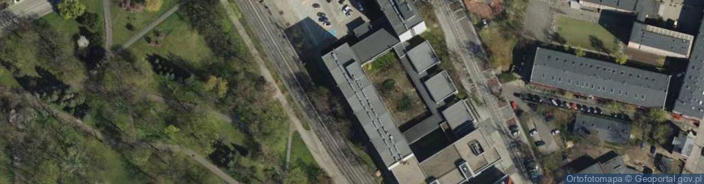 Zdjęcie satelitarne Aleja Niepodległości 4