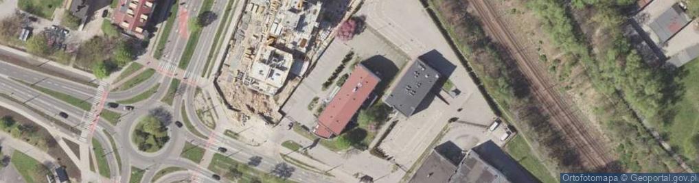 Zdjęcie satelitarne Aleja Bielska al.