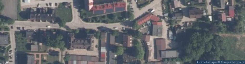 Zdjęcie satelitarne Armii Krajowej 38