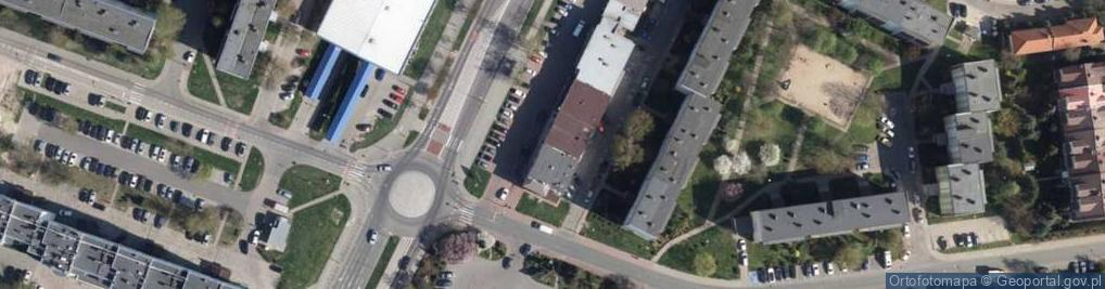 Zdjęcie satelitarne Armii Krajowej 2A