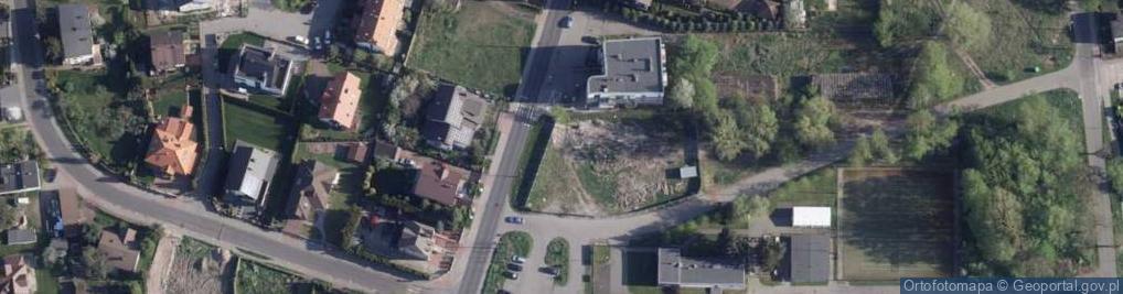 Zdjęcie satelitarne Armii Ludowej ul.