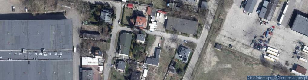 Zdjęcie satelitarne Azaliowa 11