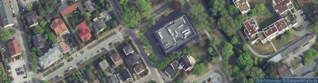 Zdjęcie satelitarne Bartniaka W. ul.
