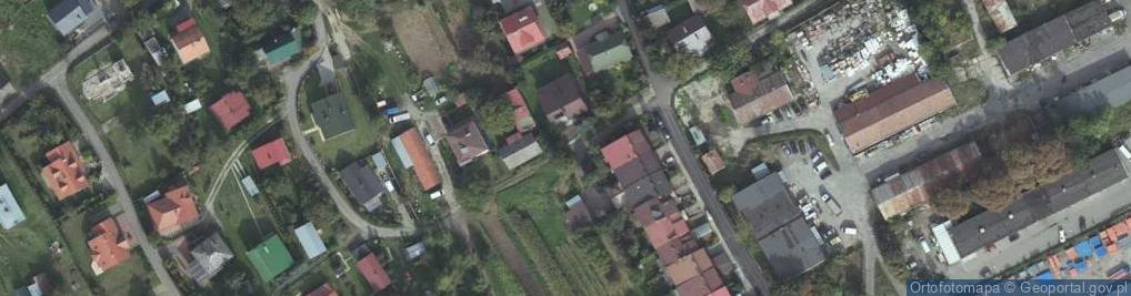 Zdjęcie satelitarne Batalionów Chłopskich 49