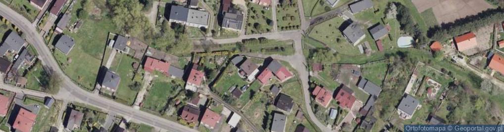 Zdjęcie satelitarne Batalionów Chłopskich 1