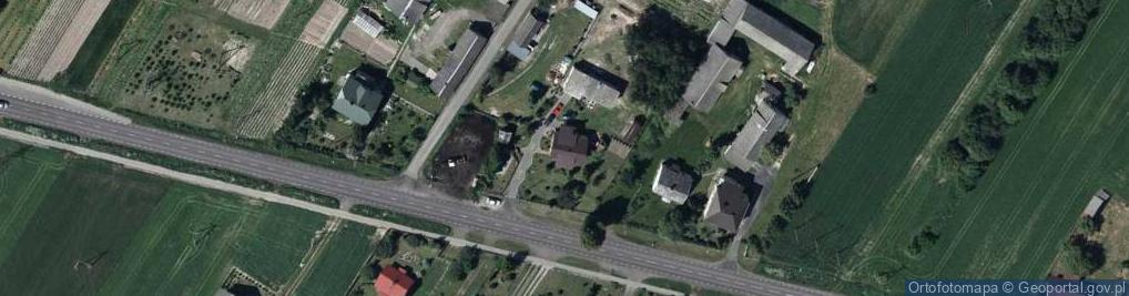 Zdjęcie satelitarne Biała 24