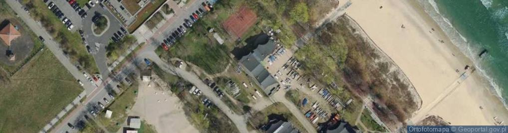 Zdjęcie satelitarne Bitwy Pod Płowcami 67