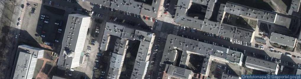 Zdjęcie satelitarne bł. Królowej Jadwigi 21