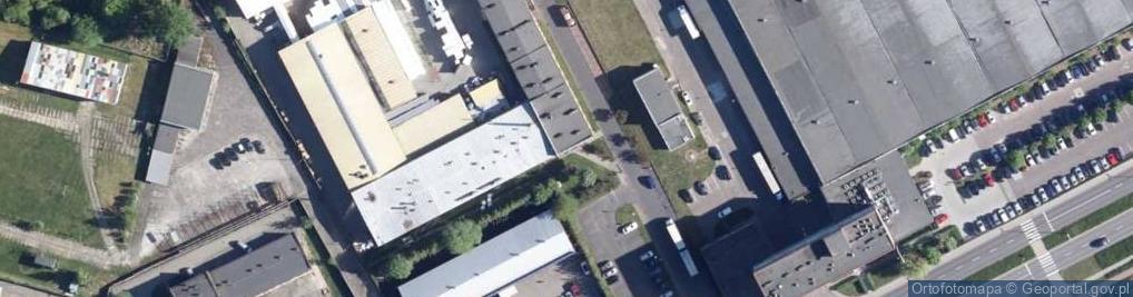 Zdjęcie satelitarne Boh. Warszawy 32