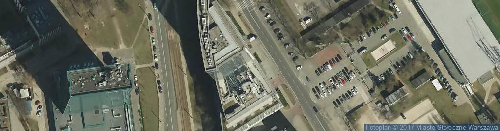 Zdjęcie satelitarne Bonifraterska ul.