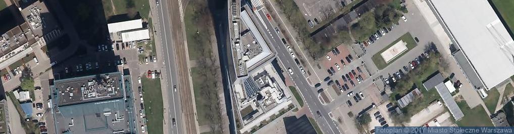 Zdjęcie satelitarne Bonifraterska 17