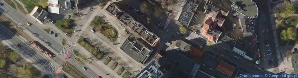 Zdjęcie satelitarne Brzozowa 9C