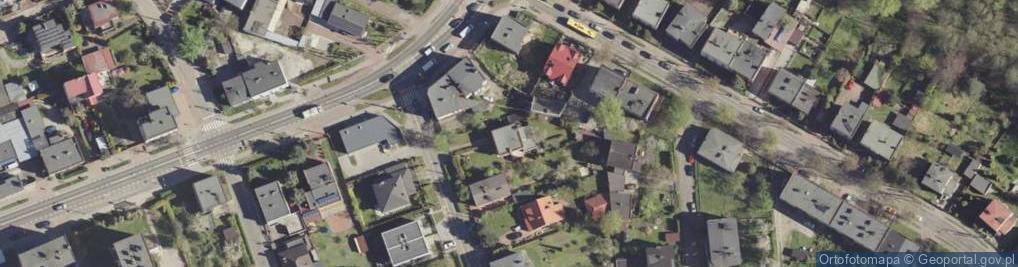 Zdjęcie satelitarne Braci Wiechułów 8