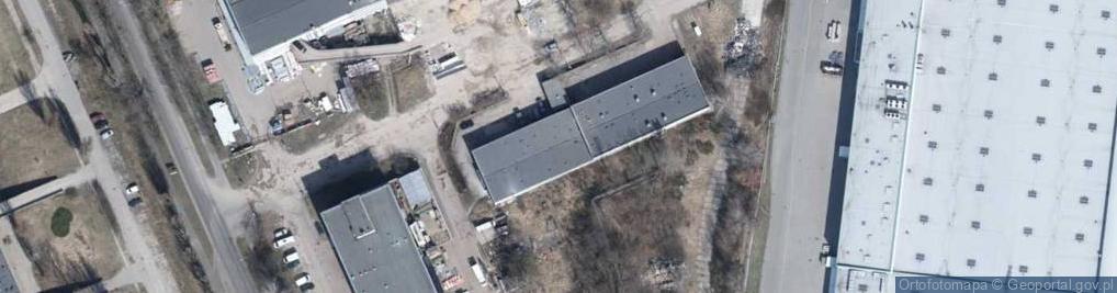 Zdjęcie satelitarne Brzezińska 5/15
