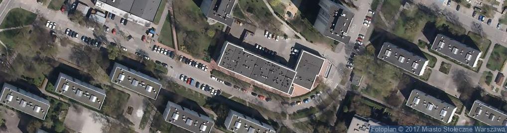 Zdjęcie satelitarne Broniewskiego Władysława 59A