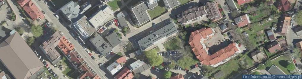 Zdjęcie satelitarne Bukowskiego Stanisława 4