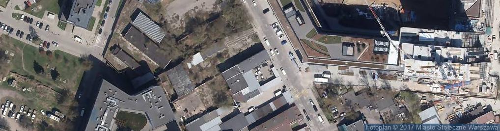 Zdjęcie satelitarne Burakowska 15