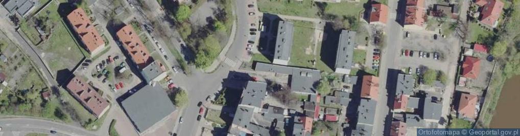 Zdjęcie satelitarne Buczka 6