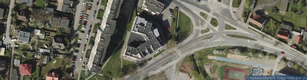 Zdjęcie satelitarne Chylońska 230