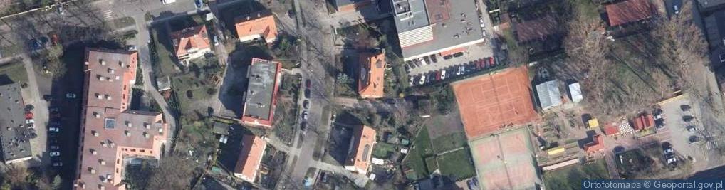 Zdjęcie satelitarne Chopina Fryderyka 14