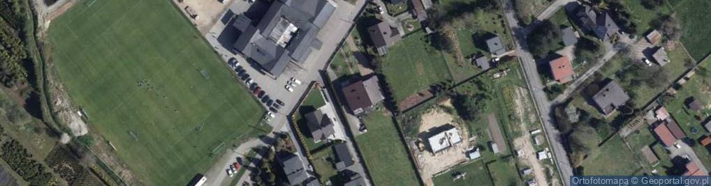 Zdjęcie satelitarne Cisowa 5