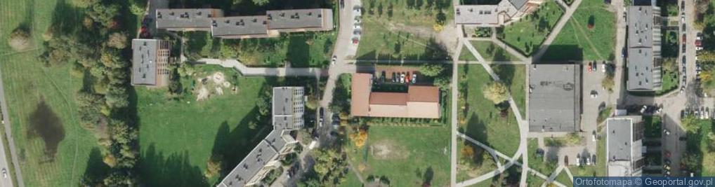 Zdjęcie satelitarne Ciołkowskiego Konstantego 33