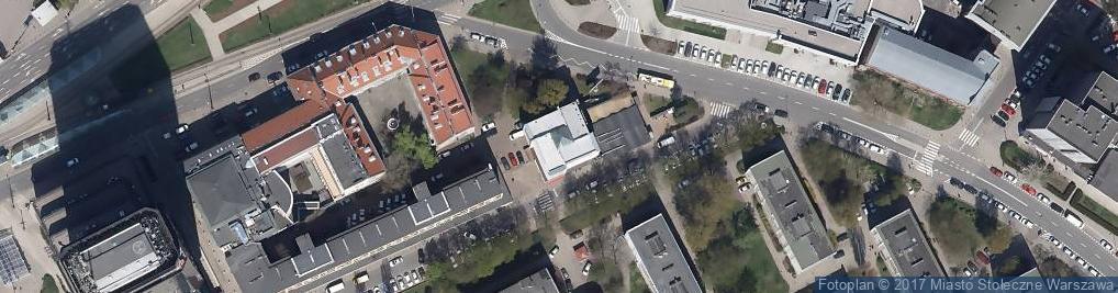 Zdjęcie satelitarne Corazziego Antonia ul.