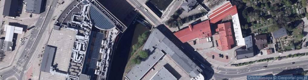 Zdjęcie satelitarne Cyniarska 24