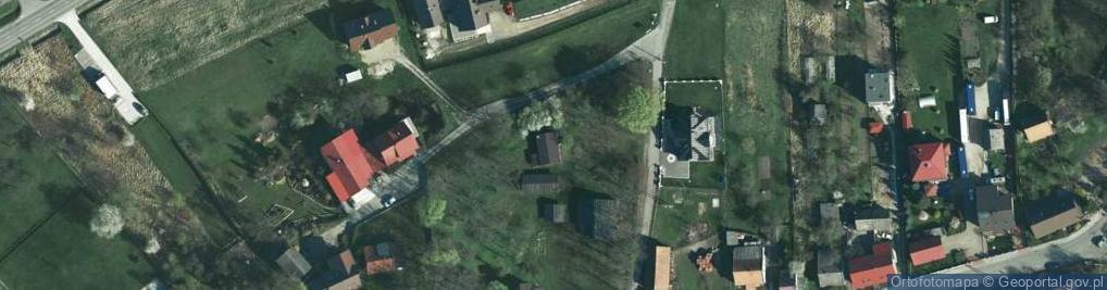 Zdjęcie satelitarne Czernichów ul.