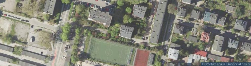 Zdjęcie satelitarne Czwartaków 9
