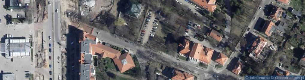 Zdjęcie satelitarne Czerwonego Krzyża 2