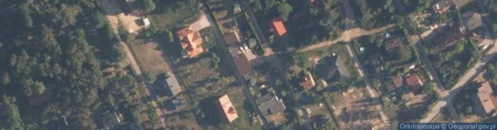 Zdjęcie satelitarne Daszyńskiego Ignacego ul.