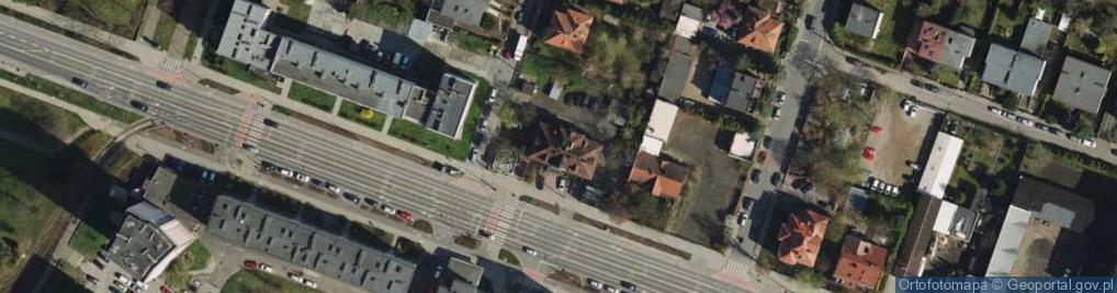 Zdjęcie satelitarne Dąbrowskiego Henryka, gen. 149