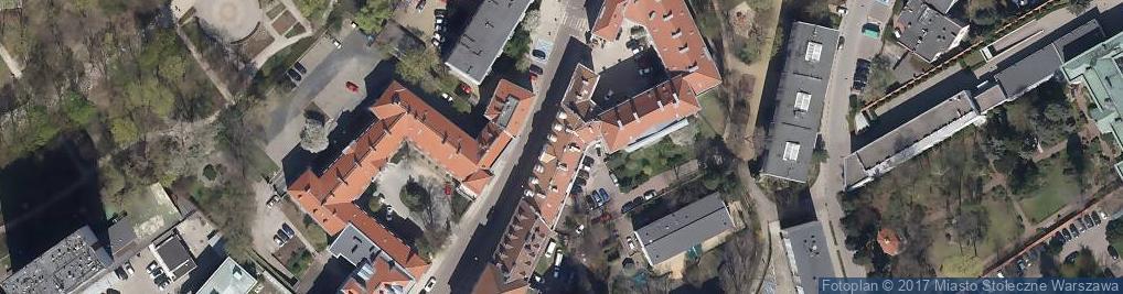 Zdjęcie satelitarne Długa 27