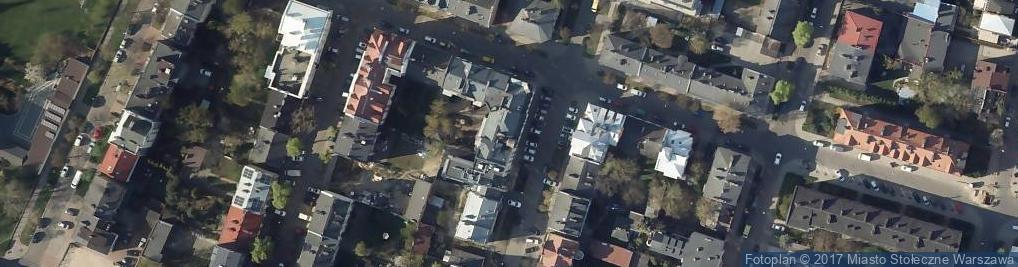 Zdjęcie satelitarne Domeyki Ignacego ul.