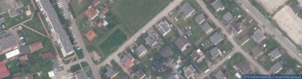 Zdjęcie satelitarne Dzierżonia 6