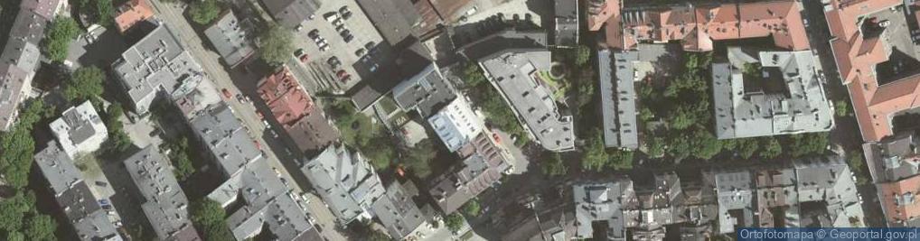 Zdjęcie satelitarne Feldmana Wilhelma ul.