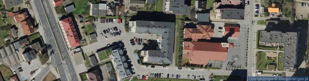 Zdjęcie satelitarne Fenikowskiego Franciszka 6