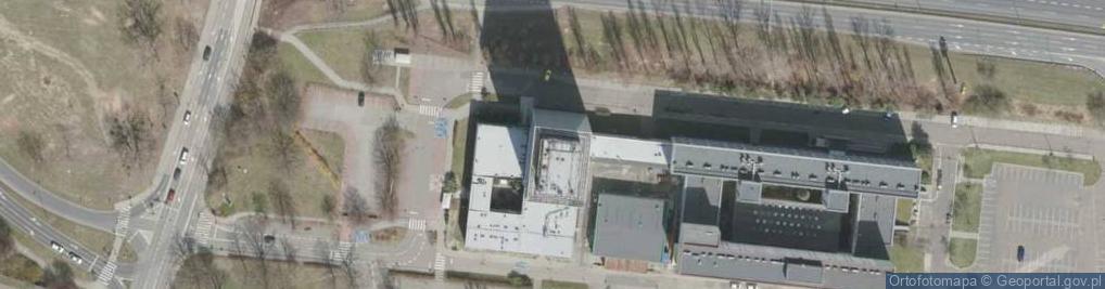 Zdjęcie satelitarne Francuska 70