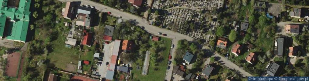 Zdjęcie satelitarne Gałczyńskiego Konstantego Ildefonsa 22