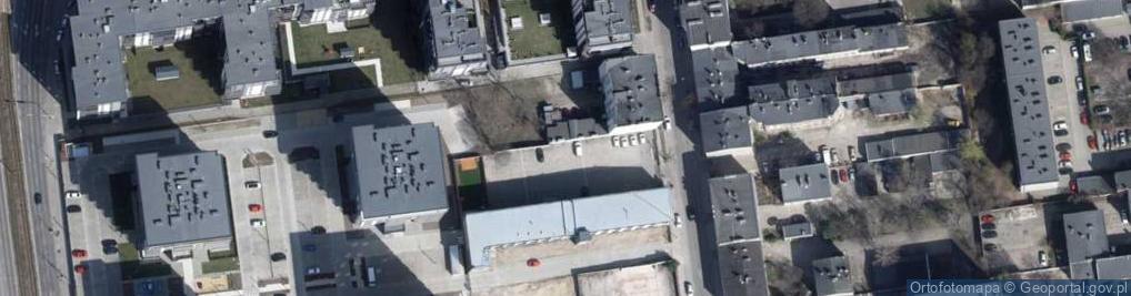 Zdjęcie satelitarne Gdańska 145